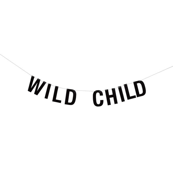 "Girlande ""Wild Child"" - Bloomingville"